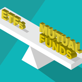Mutual Funds v ETFs: Quick Take